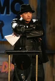 Eminem inducts Run DMC