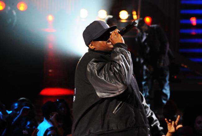 2009 VH1 Hip Hop Honors - Show
