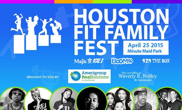 Houston Fit Family Fest DL