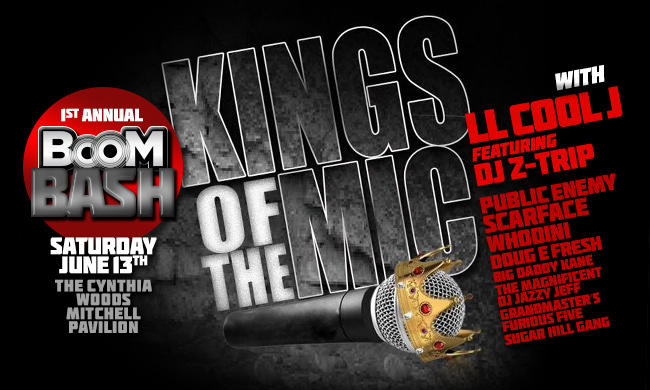 1st Annual Boom Bash: King Of The Mic