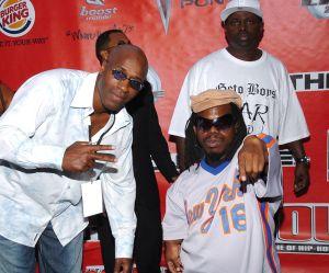 2004 Source Hip-Hop Music Awards - Arrivals