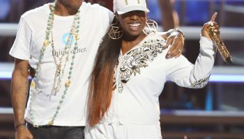 Missy Elliott and Pharrell