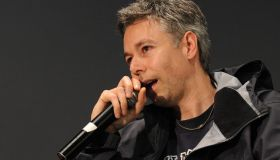 Adam Yauch Speaks At The Apple Store