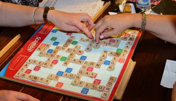 Scrabble in the City