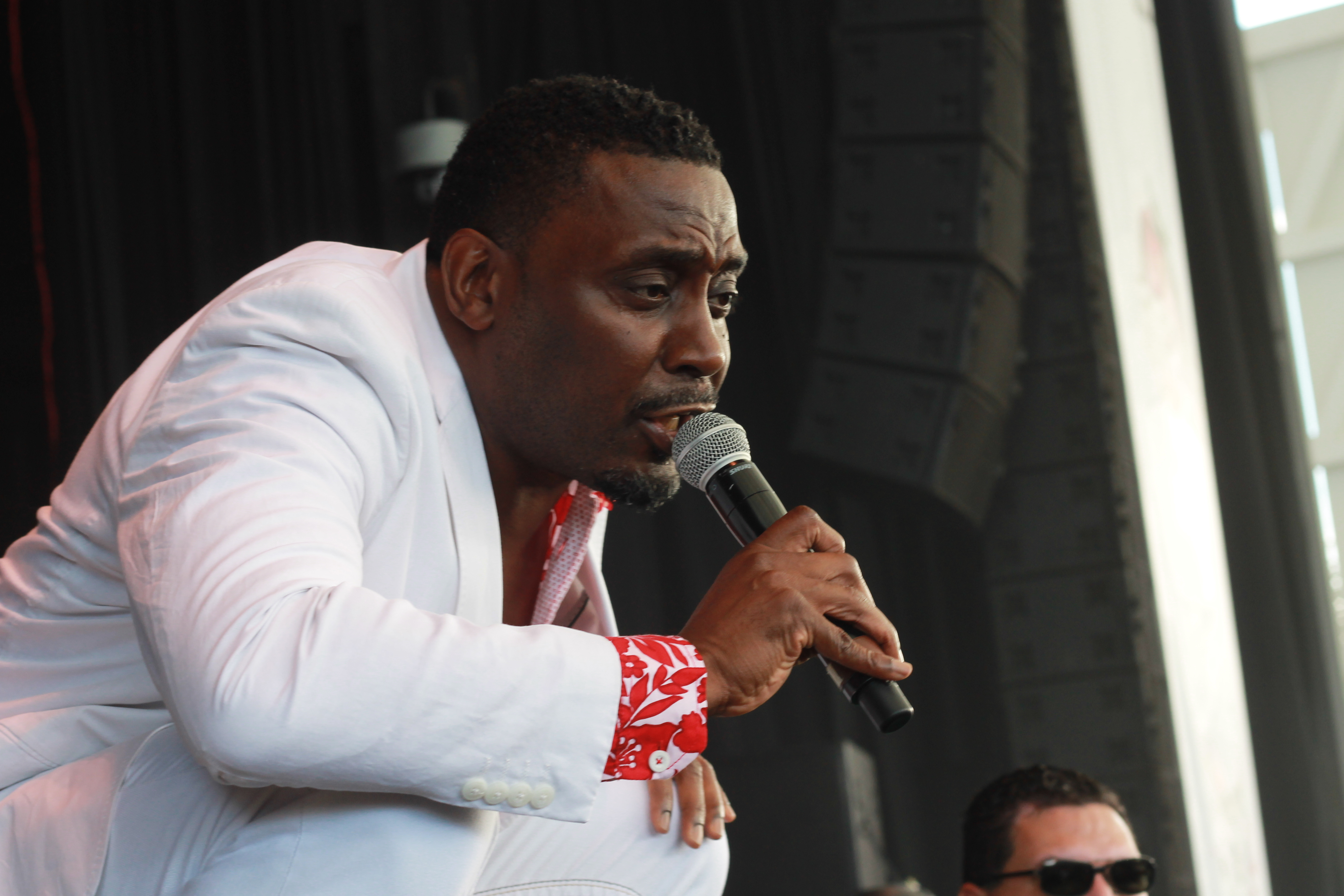 Big Daddy Kane Kills The Stage At Kings Of The Mic Tour [PHOTOS]