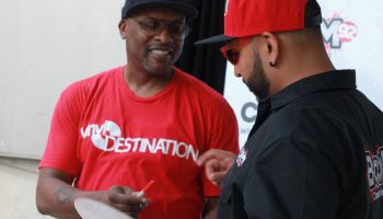 Boom Bash Jazzy Jeff Meet & Greet