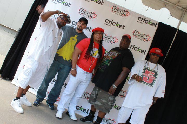 Sugar Hill Gang & Furious 5