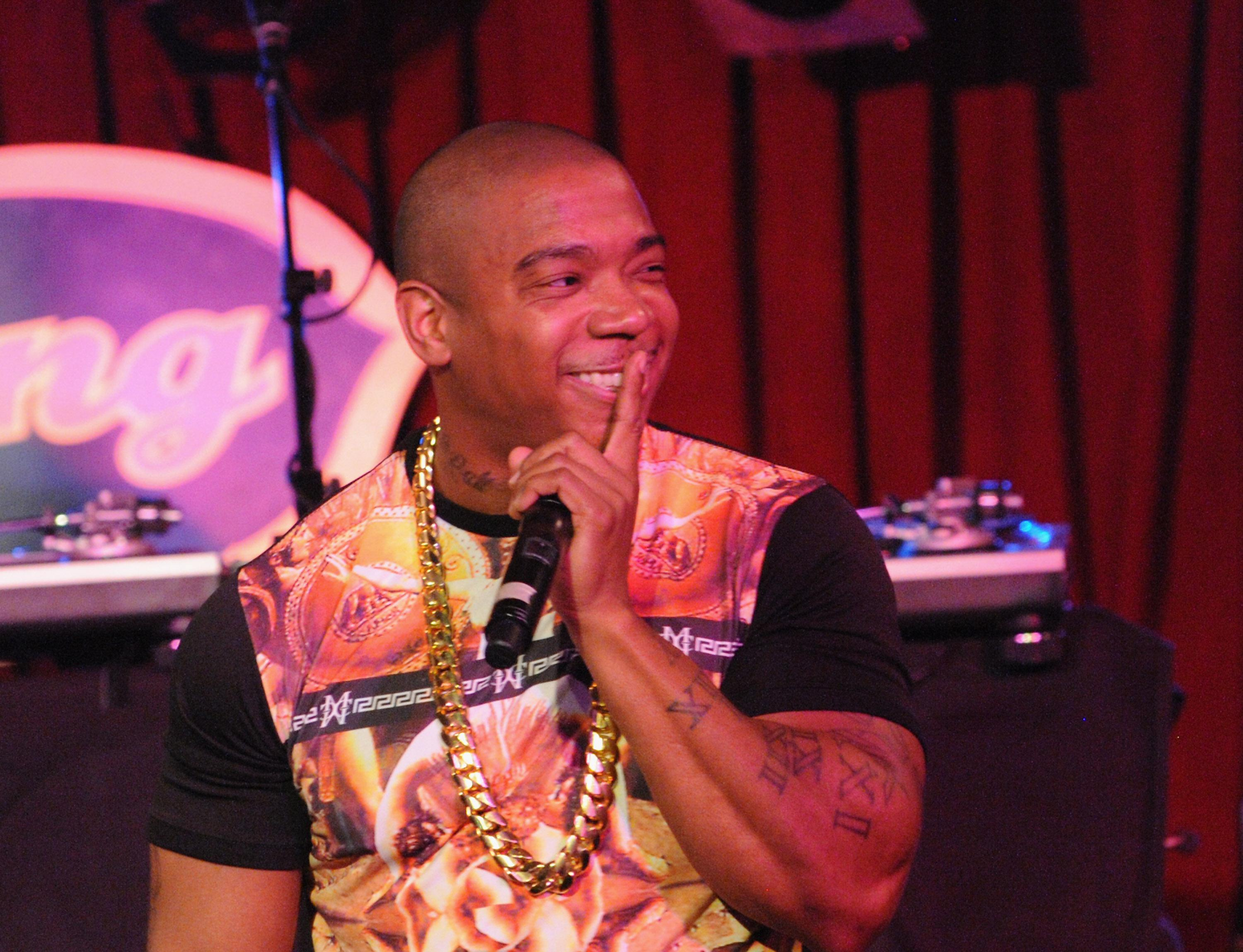 Ja Rule In Concert