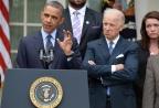 26 Pictures Of President Obama & VP Joe Biden Looking Like A Rap Duo