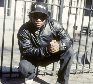 Eazy-E Portrait Session