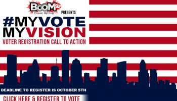 My Vote, My Visions Boom