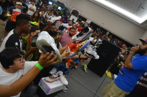 Htown Got Sole Sneaker Expo Recap