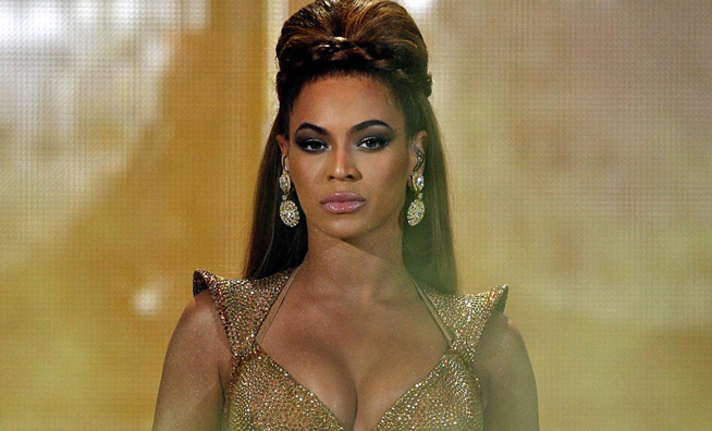 beyonce bitchy resting face