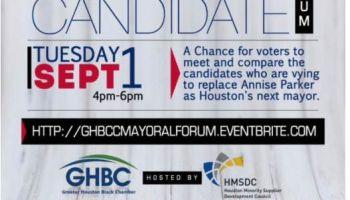 GHBCC Mayoral Forum