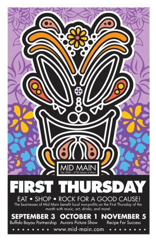 First Thursday at Mid-Main