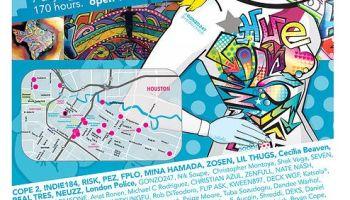 #HUEFest Houston Mural Festival