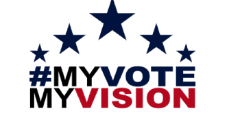 my vote my vision logo