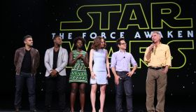 'Worlds, Galaxies, And Universes: Live Action At The Walt Disney Studios' Presentation At Disney's D23 EXPO 2015