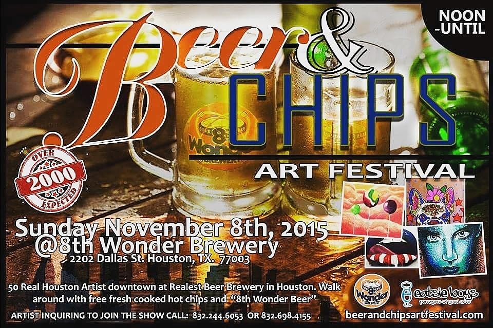 BEER N CHIPS ART FESTIVAL