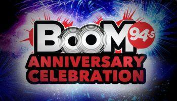 Boom Anniversary 2015