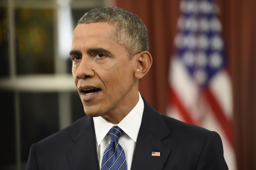 President Obama Addresses The Nation On Terrorism And San Bernardino Attacks