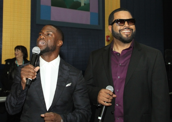 World Premiere Of 'Ride Along 2'