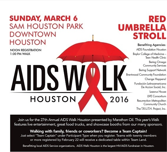 AIDS Walk Houston 2016