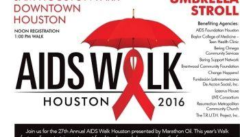 AIDS Walk Houston 2016
