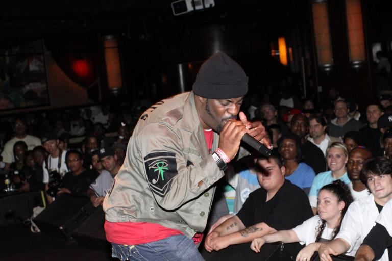 Rakim In Concert - November 19, 2009