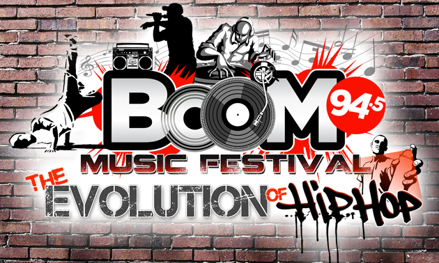 THE BOOM MUSIC FESTIVAL
