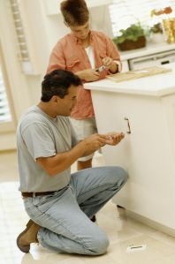 FATHER AND SON FIXING CABINET