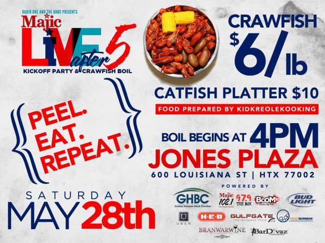 GHBC Annual Family Fest and Crawfish Boil