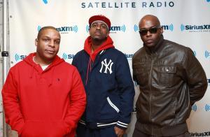Celebrities Visit SiriusXM Studios - February 26, 2013