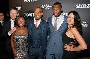 'Power' New York Premiere - Arrivals