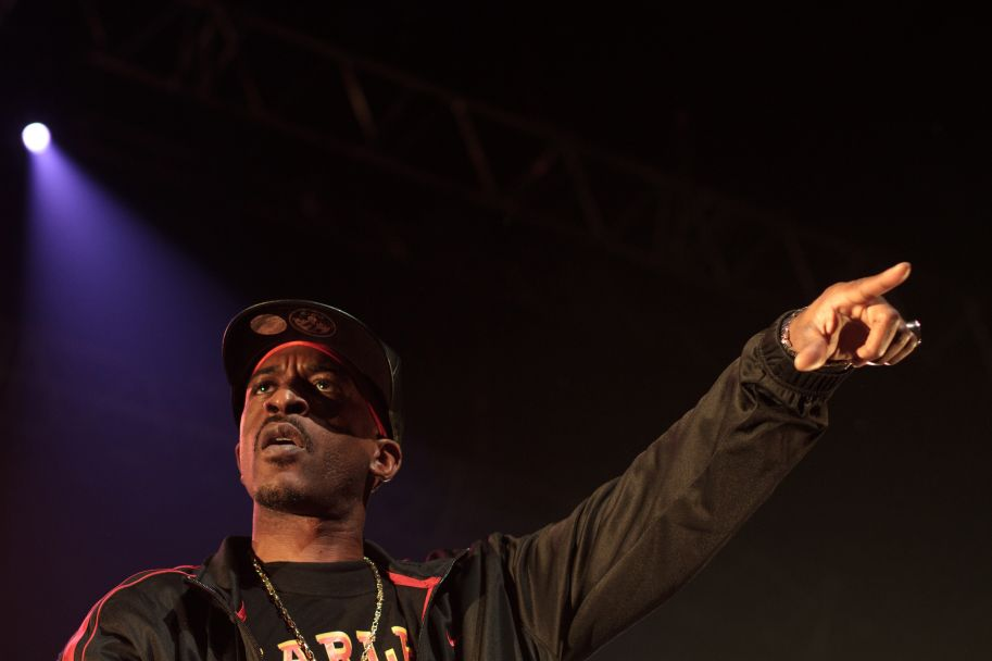 Welcome To Detroit And Rakim Perform For Rue Hip Hop Festival