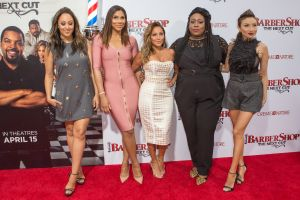 Premiere of New Line Cinema's 'Barbershop: The Next Cut'