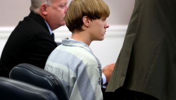 Dylan Roof In Court Over Judge's Gag Order