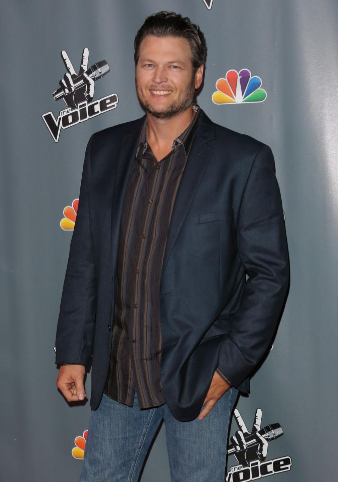 'The Voice' Season 5 Top 12 Red Carpet Event