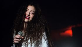 Lorde Performs At The Showbox