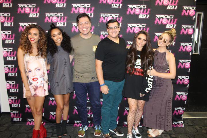 Little Mix Tea Party