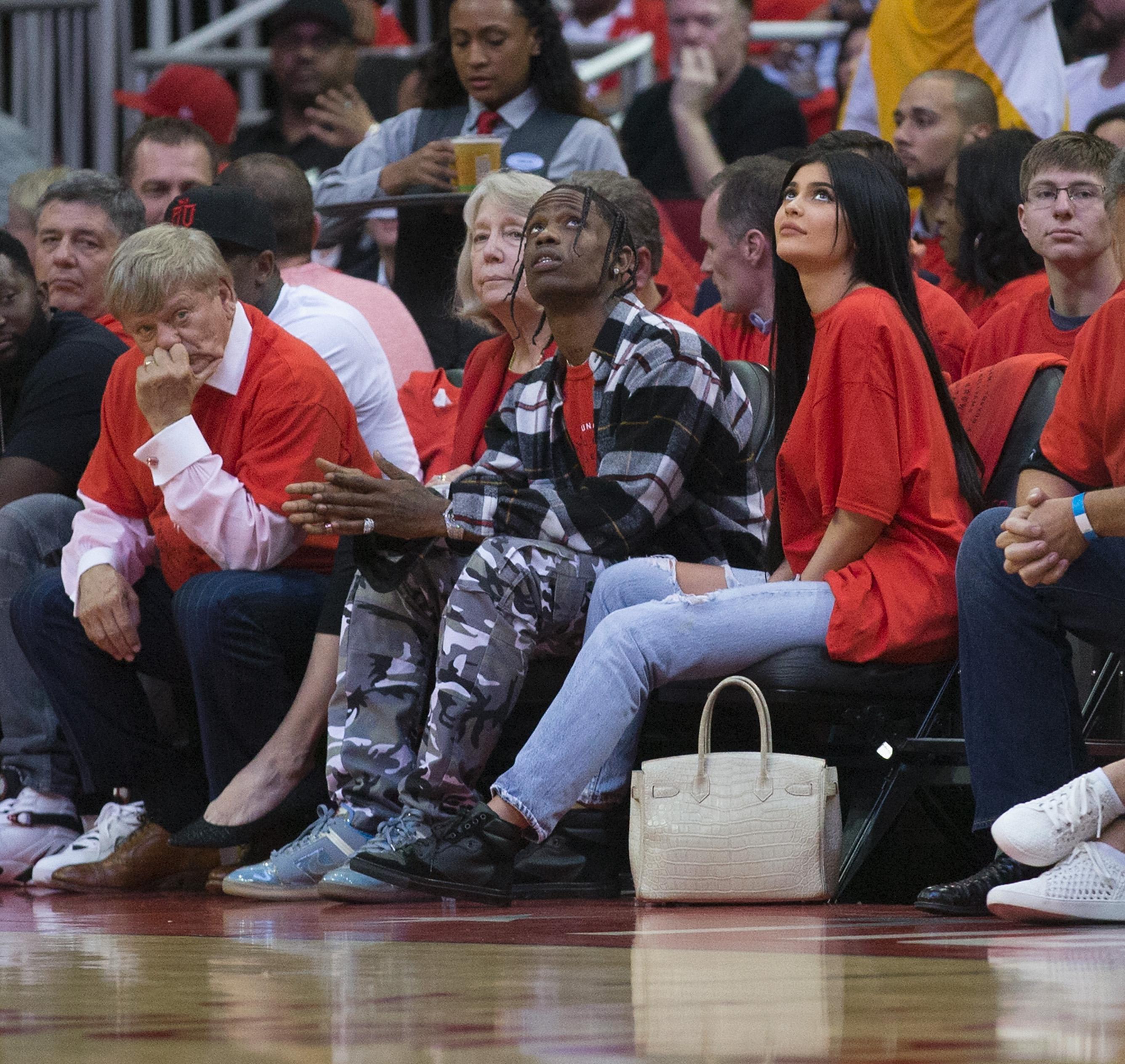 Oklahoma City Thunder v Houston Rockets - Game Five