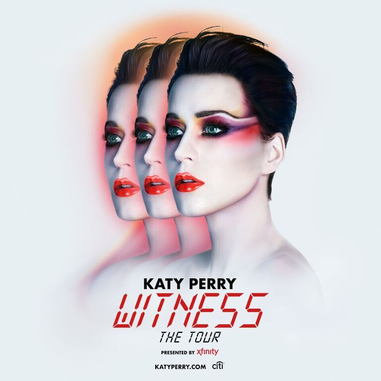 Katy Perry tour