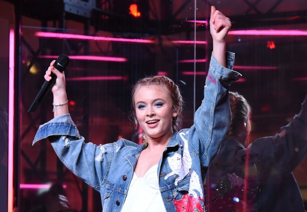 'Zara Larsson x H&M' Music Night Live