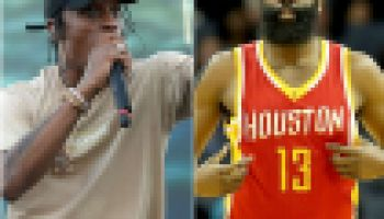 ef513ed9a704 Travis Scott Designs Houston Rockets Game 6 Shirts