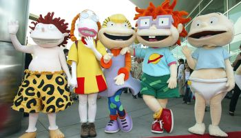 Los Angeles Premiere of Rugrats Go Wild