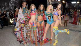2016 Victoria's Secret Fashion Show in Paris - Backstage
