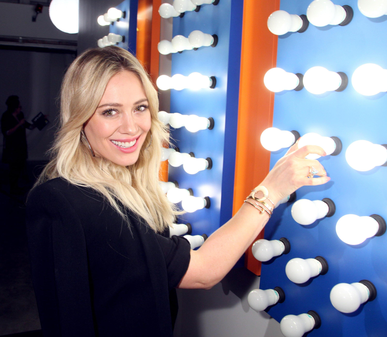 Hilary Duff LIFT Art Gallery