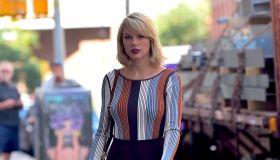 Celebrity Sightings in New York City - September 16, 2016
