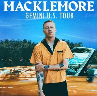 Macklemore Gemini Tour