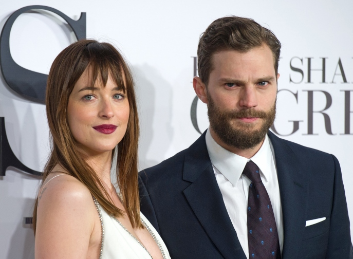UK - 'Fifty Shades of Grey' Premiere in London